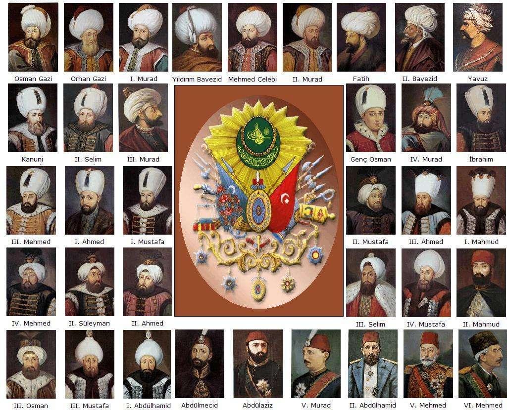 Osmanlı Padişahları Hayatı Ve Hakkında Herşey