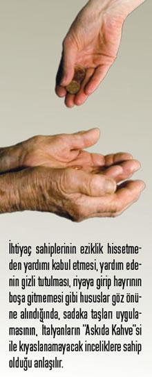 Sadaka nedir?İslamda Sadakanın yeri.Hadis ve Ayetler