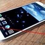 Samsung S4 de Ekran Görüntüsü Alma