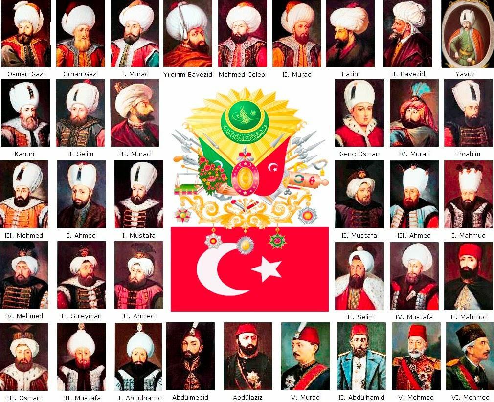 Osmanlı Padişahlarının Bilinmeyen Özelliklerini Öğrenin