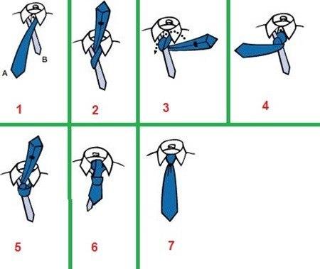 Kravat Nedir?Nasıl bağlanır Resimli Anlatım