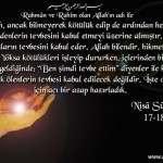 NİSA Suresi Arapça ve Türkçe Meali