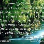 İBRÂHÎM Suresi Arapça ve Türkçe Meali