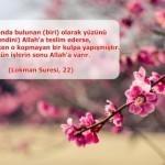 LOKMÂN Suresi Arapça ve Türkçe Meali