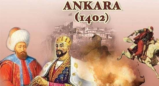 1402  ANKARA SAVAŞI ve OSMANLININ DURUMU