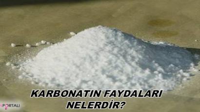Karbonat Nedir? Hakkında Tüm bilgiler