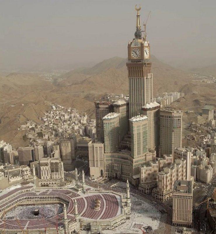 Makkah Kraliyet Saat Kulesi resmi ve bilgi