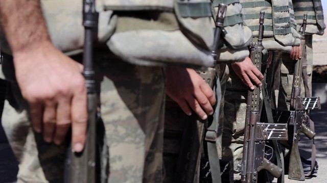 2015 Türkiyenin Asker Sayısı Kaçtır?