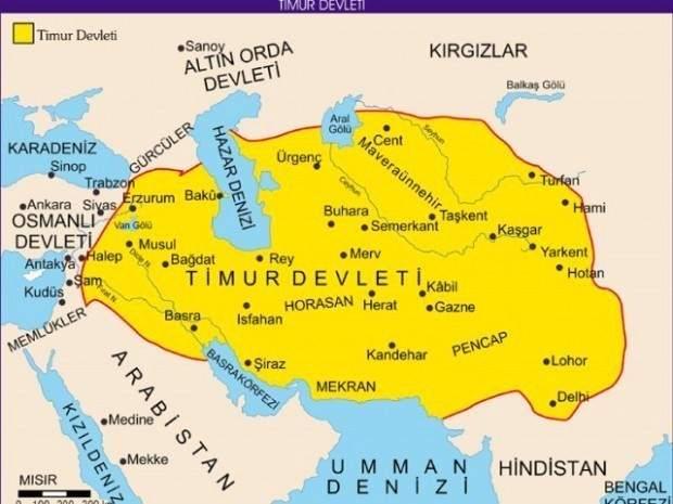 Timur devleti
