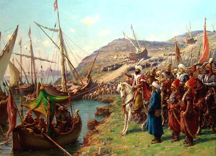 Osmanlı Zamanına Ait Resimler