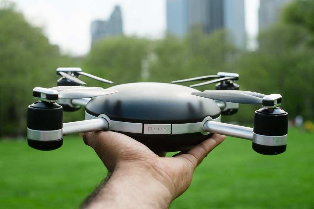drone resmi
