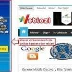 Wordpress sitene Hareketli Gezen Reklam Ekleme Cok Basit