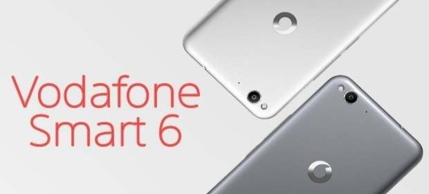 Vodafone Smart 6 Akıllı Telefon Özellikleri ve Hersey