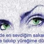 Gözlerle ilgili Harika Sözler