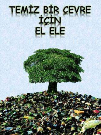 Doğa ile ilgili Slogan Örnekleri