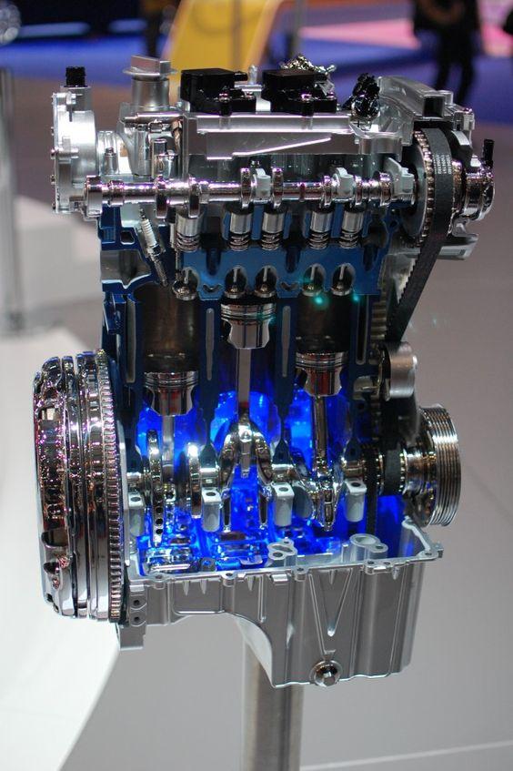 araba motoru parçaları
