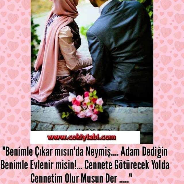 Dini Evlilik Mesajları