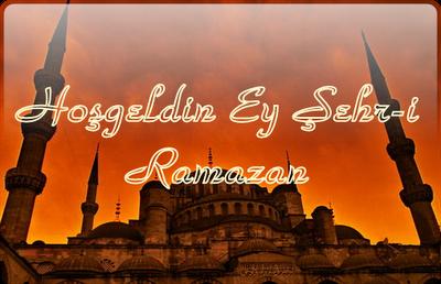 Ramazan Ayı Resimli Mesajlar