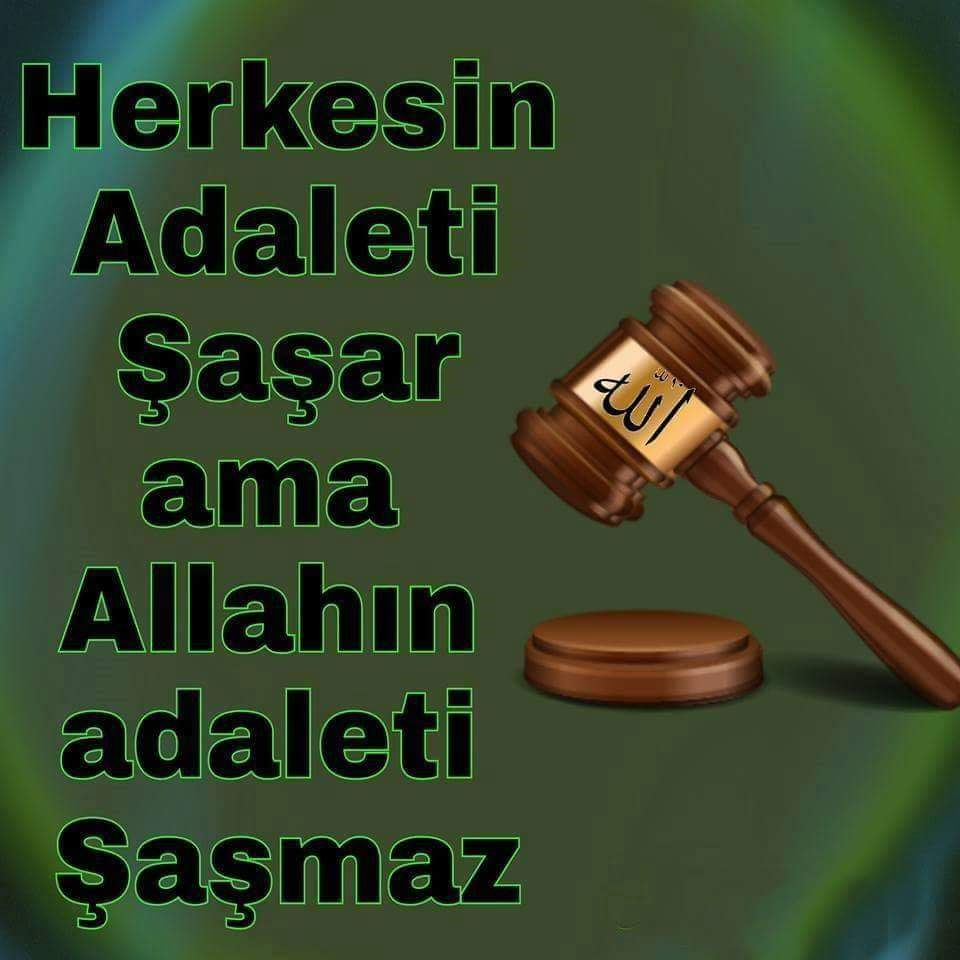 Adalet sözleri