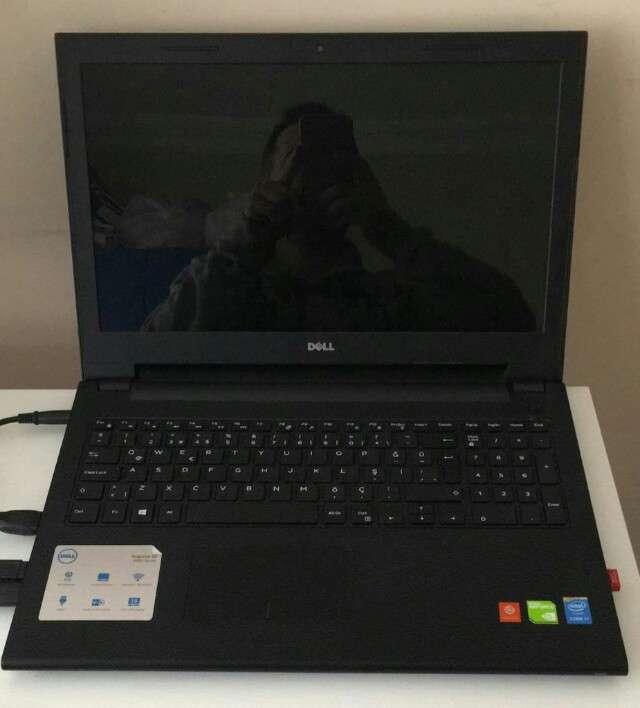 2 el i7 Dell  Satılık Notebook
