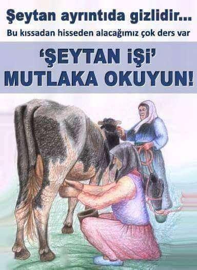 ŞEYTANIN İŞİ
