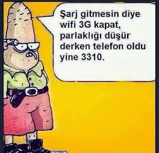 Telofon ile ilgili Komik Mesajlar
