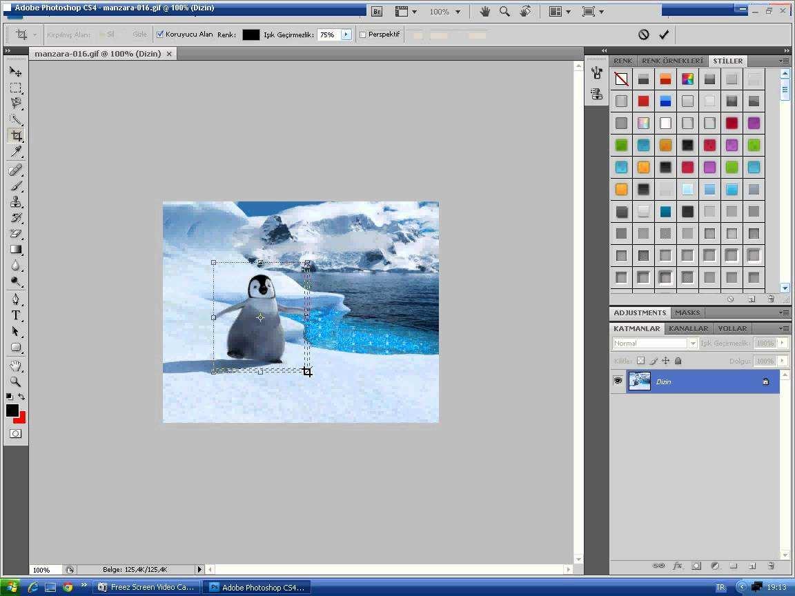 Photoshop İle Birden Çok Resmi Boyutlandırma
