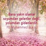 Hz Muhammed Sözleri