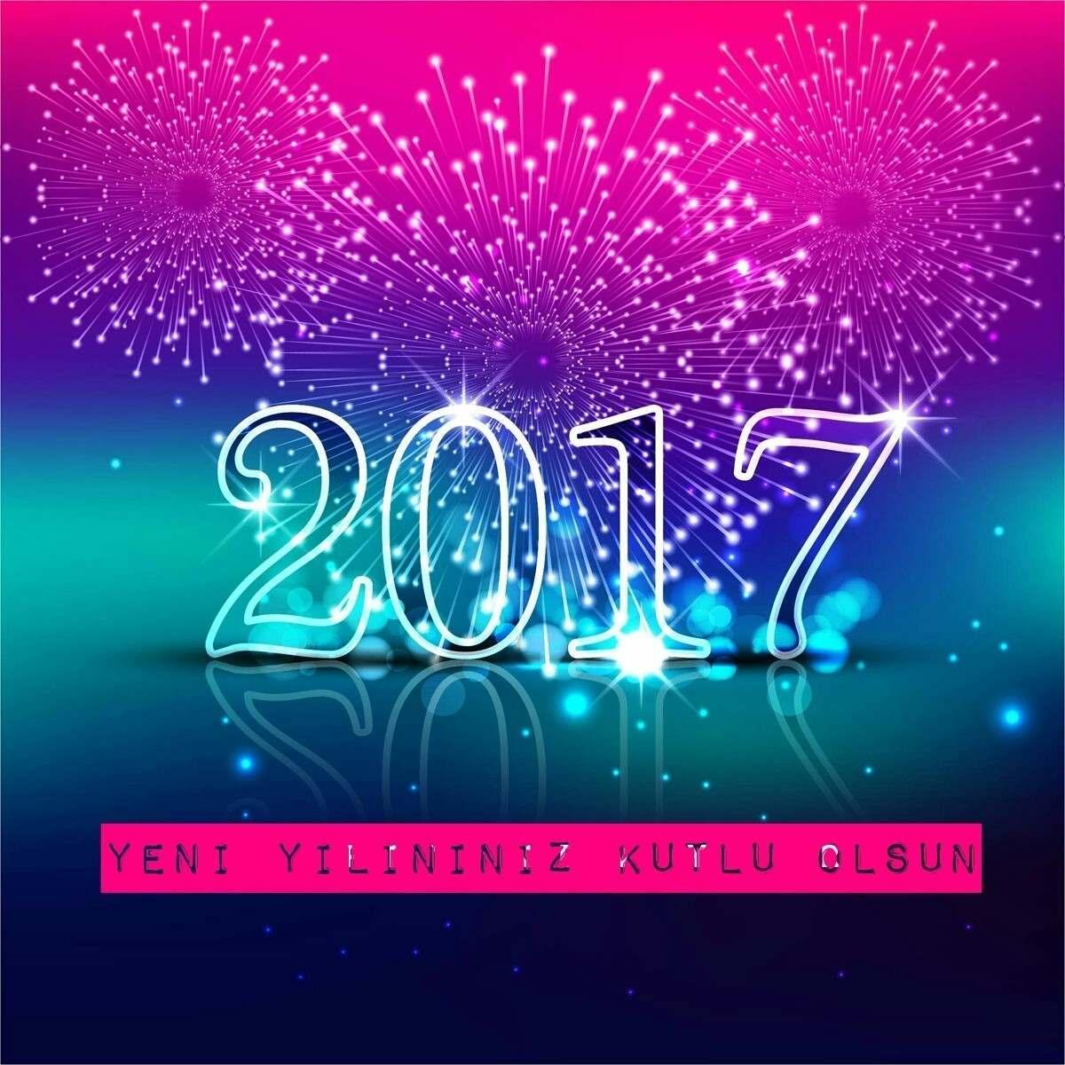 2017 Yeni Yıl Resimleri (HD)