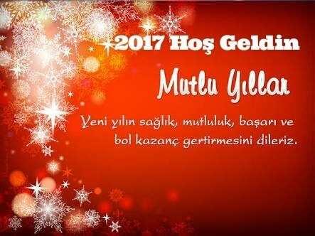 Yeni Yıl Tebrik Mesajları, Yeni Yıl Kartları