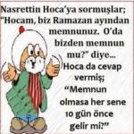 Nasreddin Hoca Fıkraları  (Komik)