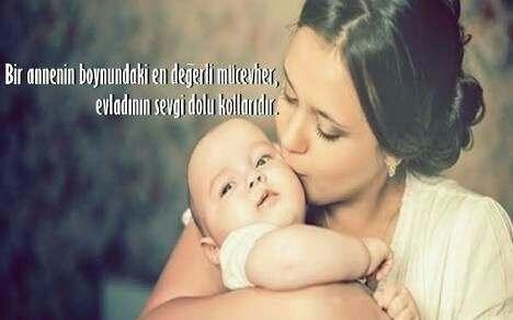 anneden evlat sevgisi sözleri