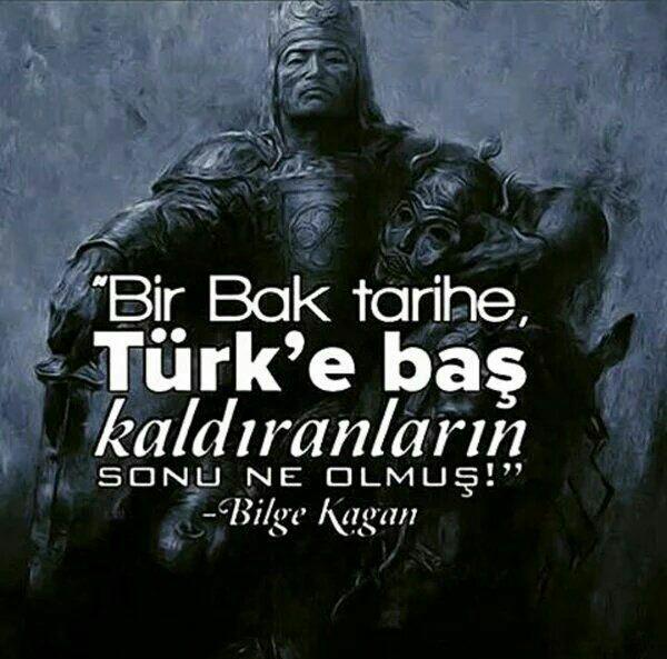 Türk ile ilgili Ünlülerin Sözleri