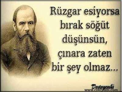 Dostoyevski Sözleri