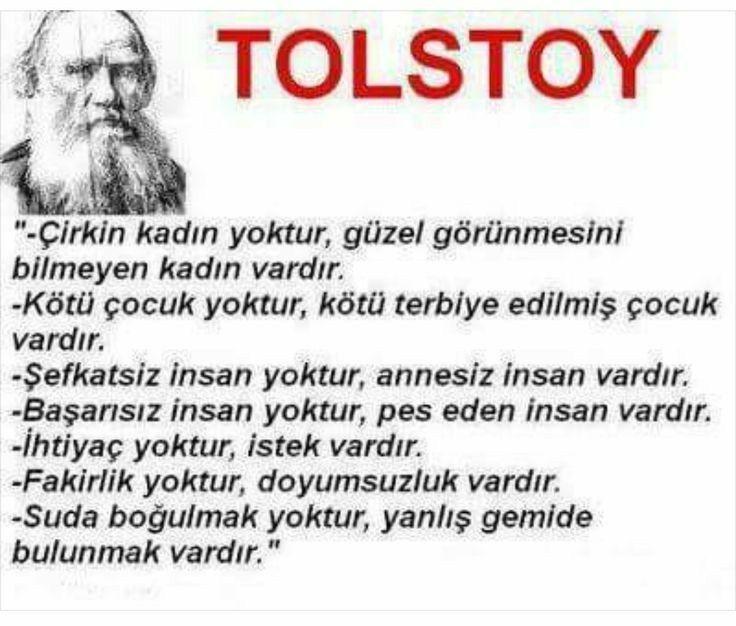 Lev tolstoy sözleri indir