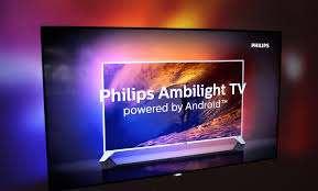 Philips Televizyonda Yan ışıkları Kapatma