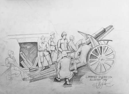 çanakkale Savaşı çizimleri öğrenciler Için Güzel Sözler