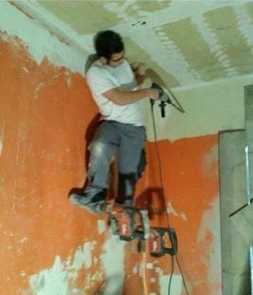 En komik iş güvenliği resimleri