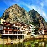 Amasya'da Gezilecek En Güzel Yerler