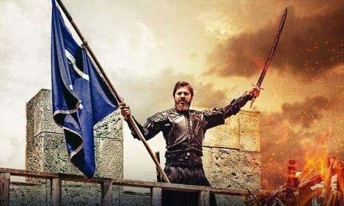 Diriliş Hayranlığı O ülkede Türk Bayrağı Astırdı