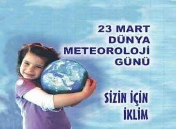 Dünya Meteoroloji Günü Nedir (Haftası )