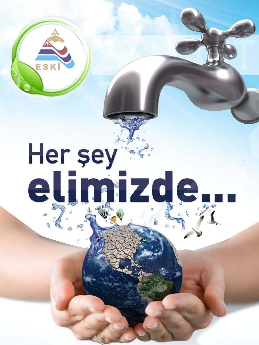 22 Mart Dünya Su Günü Sloganları