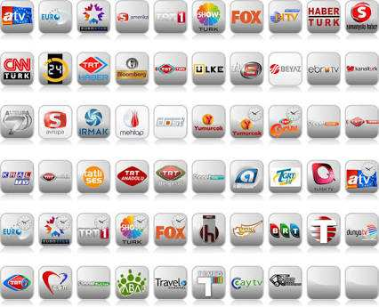 Tv Kanallarının Listesi  (isimleri )