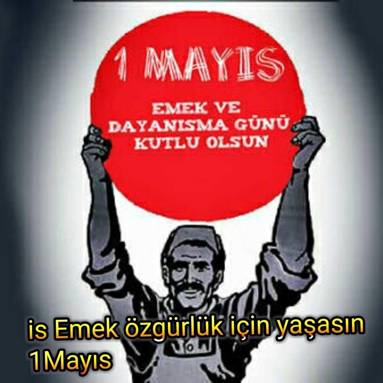 1 Mayıs Slogan Sözleri