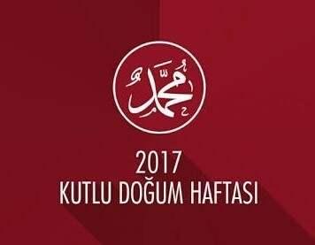 2017 Kutlu Doğum Haftası Nezaman?