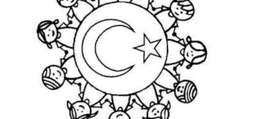 Mevlana Boyama Sayfaları Gazetesujin