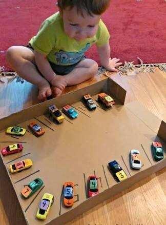 Evde 3-4 Yaş Çocukla Oynanan Oyunlar