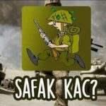 Asker Şafak Sözleri Atarsa  (21-30)