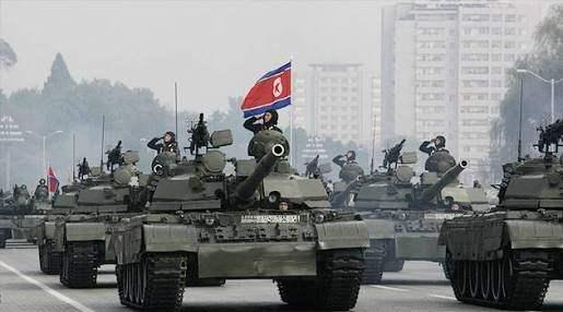 Kuzey Kore Askeri Gücü