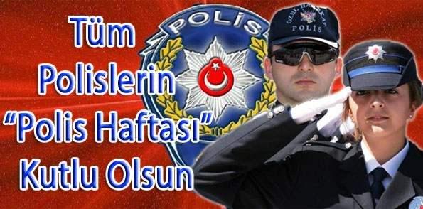 Polis Haftası Anlamli Mesajları
